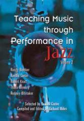 Teaching Music through Performance in Jazz - Volume 2 book cover