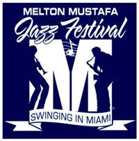 Melton Mustafa Jazz Festival logo