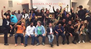 Melton Mustafa Jazz Festival Workshops/Master Classes/Combo Festival