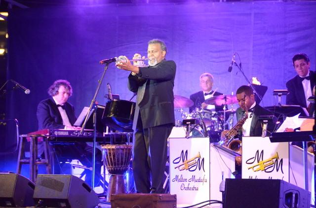 Melton Mustafa Orchestra